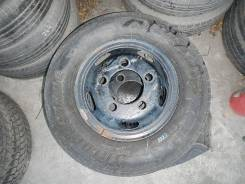 Bridgestone Duravis R250. Летние, 2008 год, износ: 10%, 2 шт