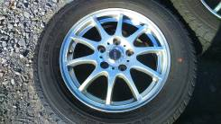 Hot Stuff Cross Speed Premium. 6.0x15, 5x114.30, ET53