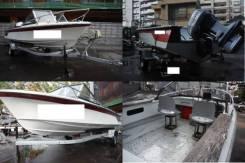 Yamaha STR-16. Год: 1993 год, длина 5,50м., двигатель подвесной, 115,00л.с., бензин
