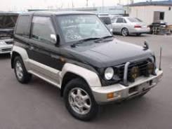 Mitsubishi Pajero Junior. Продам комплект документов на Pajero Junior