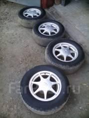Продам летние колеса 215/65 R15. 6.0x15 5x114.30 ET-50
