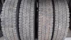 Bridgestone W990. Зимние, без шипов, 2008 год, износ: 10%, 4 шт