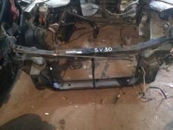 Рамка радиатора. Toyota Vista, SV40