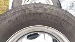 Bridgestone Duravis R670. Летние, 2012 год, износ: 20%, 4 шт