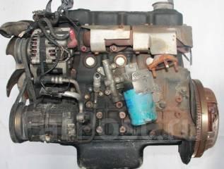 Двигатель в сборе. Nissan Atlas Двигатель TD27
