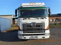 Hino 700. Продается седельный тягач HINO-700, 12 913 куб. см., 19 515 кг.