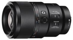 Объектив Sony SEL90M28G. Для Sony, диаметр фильтра 67 мм