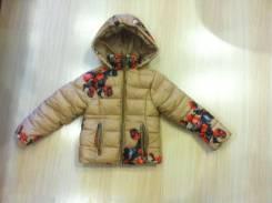 Куртки-пуховики. Рост: 86-98 см
