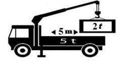 Услуги грузовика с краном до 2 т., самосвала. Перевозка мотоциклов.
