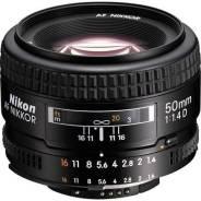 Продам объектив Nikon AF Nikkor 50MM F/1.4 Артем-Владивосток. Для Nikon, диаметр фильтра 49 мм
