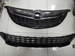 Решетка радиатора. Opel Zafira