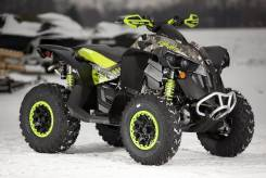 BRP Can-Am Renegade 1000 XXC. исправен, есть птс, без пробега