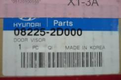 Ветровик на дверь. Hyundai Elantra