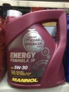 Mannol. Вязкость 5W-30, синтетическое