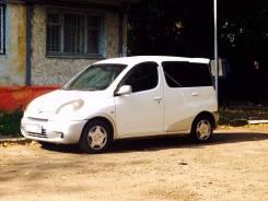 Toyota Funcargo. автомат, 1.5, бензин, 190 000 тыс. км