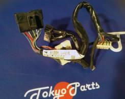 Проводка магнитолы. Subaru Forester, SG5, SG9 Двигатели: EJ203, EJ202, EJ205, EJ255