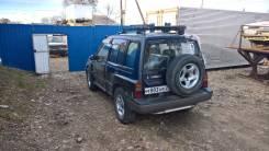 Suzuki Escudo. TD01W