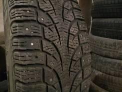 Pirelli Winter Carving Edge. Зимние, шипованные, износ: 60%, 1 шт