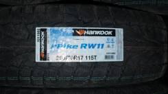 Hankook Winter i*Pike RW11. Зимние, без шипов, 2016 год, без износа, 4 шт