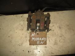 Суппорт тормозной. Nissan Murano, PNZ51, Z51, Z51R, TNZ51 Двигатели: YD25, QR25DE, VQ35DE