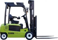 Clark GEX16. Вилочный погрузчик Clark GEX 16 (электрический), 1 600кг., Электрический, 1,00куб. м.