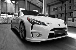Обвес кузова аэродинамический. Hyundai Genesis
