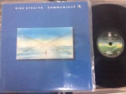 Дайр Стрейтс / Dire Straits - Communique - 1979 DE LP второй альбом