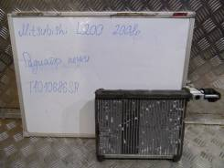 Радиатор отопителя. Mitsubishi L200