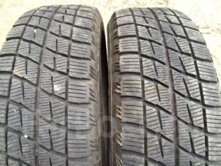 Bridgestone. Зимние, без шипов, 2012 год, износ: 10%, 2 шт