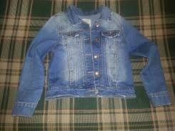 Куртки джинсовые. Рост: 128-134 см