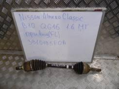 Привод. Nissan Almera Classic, B10 Nissan Almera Двигатель QG16