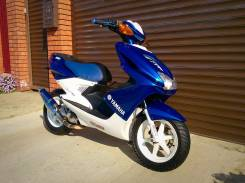 Yamaha Aerox. 70 куб. см., исправен, без птс, с пробегом