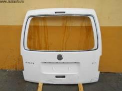 Крышка багажника. Volkswagen Caddy