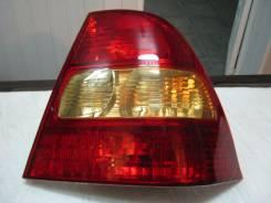 Стоп-сигнал. Toyota Corolla, NZE120, NZE121 Toyota Corolla Fielder, NZE124, ZZE124, CE121, ZZE122, NZE120, NZE121 Двигатели: 1NZFE, 2NZFE, 1ZZFE, 3CE