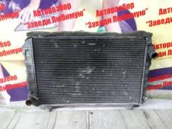 Радиатор охлаждения двигателя. Toyota Master Ace Surf, YR20G