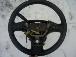 Переключатель на рулевом колесе. Mazda