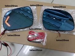 Полотна зеркал Toyota Voxy ( Подогрев. Повторитель ). Toyota Voxy, ZRR75G, ZRR75W, ZRR75, ZRR70, ZRR70G, ZRR70W