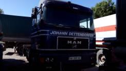 MAN. Продается тягач МАН, 12 000 куб. см., 8 000 кг.