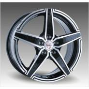 NZ Wheels F-1. 8.0x18, 5x105.00, ET45, ЦО 56,6 мм.