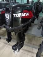 Tohatsu. 9,90л.с., 2х тактный, бензин, нога S (381 мм), Год: 1997 год