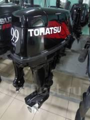 Tohatsu. 9,90л.с., 2-тактный, бензиновый, нога S (381 мм), Год: 1997 год