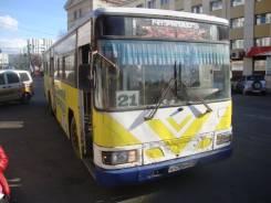 Daewoo BS106. Автобусы Daewoo BS-106, 22 места