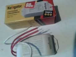 Электронный трансформатор для светодиодных и галогенных ламп