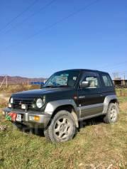 Mitsubishi Pajero Junior. автомат, 4wd, бензин
