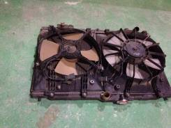 Радиатор охлаждения двигателя. Honda Saber, UA5, UA4