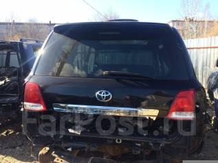 Дверь багажника. Lexus LX570 Toyota Land Cruiser