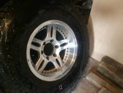 Jaos Victron Excel JXII. 8.5x16, 6x139.70, ET-10, ЦО 110,0мм.