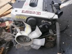 Двигатель в сборе. Nissan Stagea, WHC34 Двигатель RB20DE. Под заказ