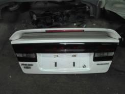 Крышка багажника. Subaru Legacy, BE5