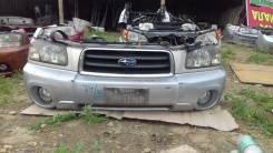 Планка под фары. Subaru Forester, SG5
